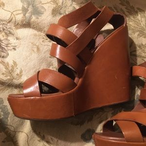 Kork Ease 8 strappy sandals double buckle
